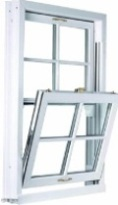 fake sash window